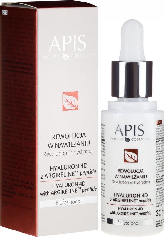Siero viso - APIS Professional Hyaluron 4D + Argireline Peptide