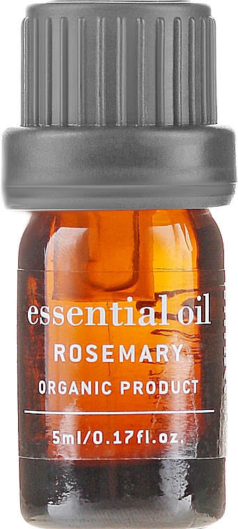 "Olio essenziale ""Rosmarino"" - Apivita Aromatherapy Organic Rosemary Oil — foto N2"