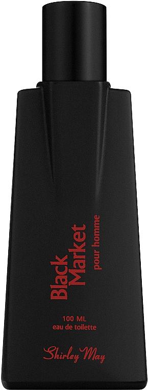 Shirley May Deluxe Black Market - Eau de toilette