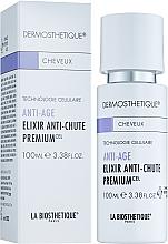 Profumi e cosmetici Lozione antietà per il cuoio capelluto - La Biosthetique Dermosthetique Elixir Anti-Chute Premium