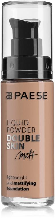 Fondotinta crema - Paese Liquid Powder Double Skin Matt