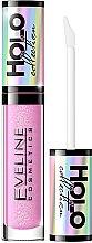 Profumi e cosmetici Lucidalabbra - Eveline Cosmetics Holo Collection