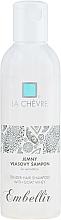 Profumi e cosmetici Shampoo per capelli - La Chevre Embellir Soft Hair Shampoo With Goat Milk Whey