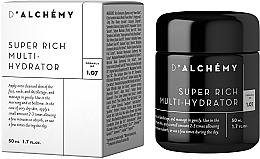 Profumi e cosmetici Crema ricca per la pelle secca - D'Alchemy Super Rich Multi-Hydrator