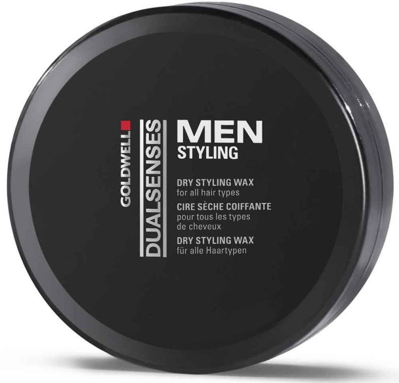Cera a secco per lo styling - Goldwell Goldwell Dualsenses For Men Dry Styling Wax — foto N1