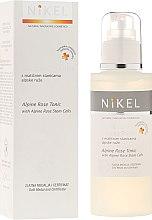Profumi e cosmetici Tonico viso alle rose alpine - Nikel Alpine Rose Tonic