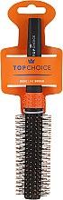Profumi e cosmetici Spazzola per capelli, nero-arancione, 2083 - Top Choice