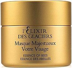 """Profumi e cosmetici Maschera viso """"Votre Visage"""" - Valmont L'elixir Des Glaciers Masque Majestueux Votre Visage"""