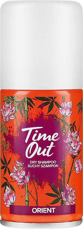 Shampoo secco - Time Out Dry Shampoo Orient
