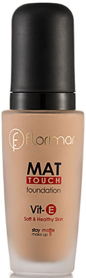 Fondotinta opacizzante - Flormar Mat Touch Foundation