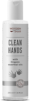 Disinfettante mani - Wooden Spoon Natural Clean Hands