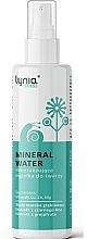 Profumi e cosmetici Acqua minerale spray con bava di lumaca - Lynia Snail Slime Mineral Water