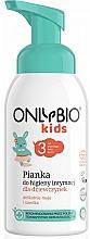 Profumi e cosmetici Schiuma igiene intima, per bambine - Only Bio Kids