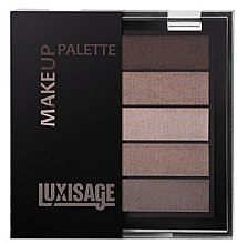 Profumi e cosmetici Ombretto occhi - Luxvisage Make Up Palette Eye Shadow
