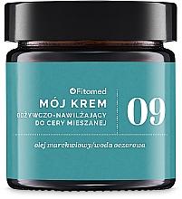 Profumi e cosmetici Crema idratante per pelle mista - Fitomed Face Cream №9