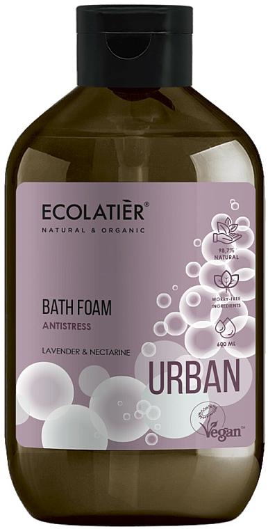 """Bagnoschiuma """"Lavanda e Nettarina"""" - Ecolatier Urban Bath Foam"""