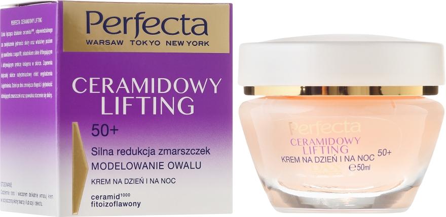Crema viso anti-età - Perfecta Ceramid Lift 50+ Face Cream