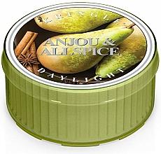 """Profumi e cosmetici Candela da tè """"Anjou&Allspice Daylight"""" - Kringle Candle Anjou&Allspice Daylight"""