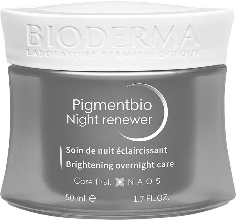 Crema viso - Bioderma Pigmentbio Night Renewer Brightening Overnight Care