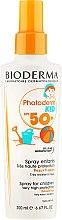 Profumi e cosmetici Spray solare per bambini - Bioderma Photoderm Kid Spray SPF 50+