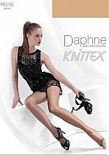 """Profumi e cosmetici Collant da donna """"Daphne"""" 15 Den, beige - Knittex"""