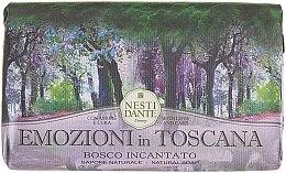 """Profumi e cosmetici Sapone """"Bosco incantato"""" - Nesti Dante Emozioni a Toscana Soap"""