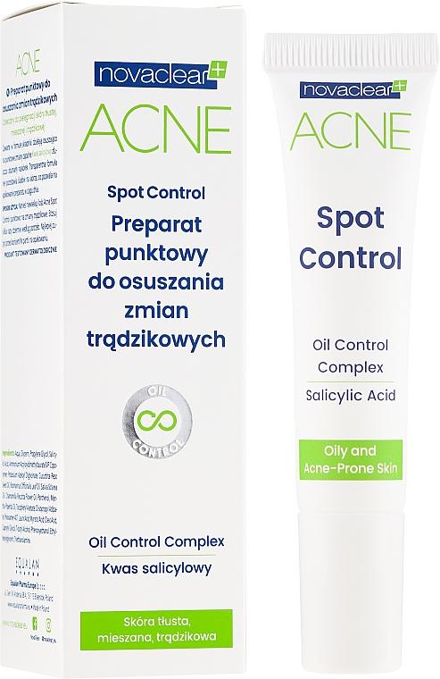 Rimedio anti acne - Novaclear Acne Spot Control