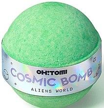 Profumi e cosmetici Bomba da bagno - Oh!Tomi Cosmic Bomb Aliens World