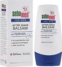 Profumi e cosmetici Balsamo labbra - Sebamed For Men After Shave Balm Mit Hydrogs