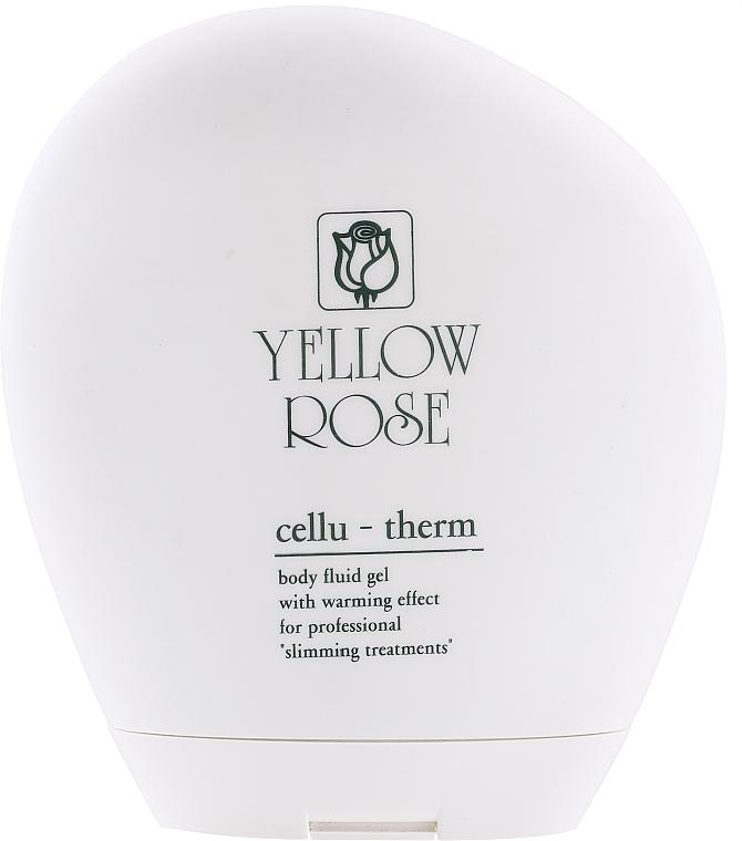 Gel corpo modellante - Yellow Rose Cellu Therm — foto N1