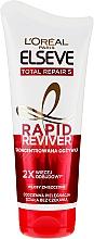 Profumi e cosmetici Balsamo concentrato per capelli danneggiati - L'Oreal Paris Elseve Rapid Reviver Total Repair 5
