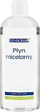 Profumi e cosmetici Acqua micellare per pelli grasse e miste - Novaclear Normalizing Micellar Water