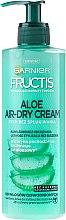 Profumi e cosmetici Crema per capelli - Garnier Fructis Aloe Air-Dry Cream