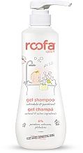 Profumi e cosmetici Bagnodoccia per bambini alla calendula e pantenolo - Roofa Calendula & Panthenol Gel-Shampoo