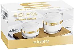 Profumi e cosmetici Set - Sisley L'Integral Anti-Age Face-Eye Set (f/cr/50ml + lip/eye/cr/15ml)