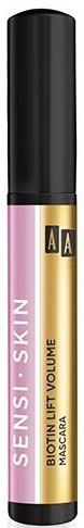 Mascara per ciglia - AA Cosmetics Sensi Skin Biotin Lift Volume Mascara — foto N1