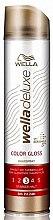 Profumi e cosmetici Lacca per capelli - Wella Deluxe Color Gloss Strong