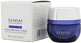 Crema extra-intensiva anti-età contorno occhi - Kanebo Sensai Cellular Performance Extra Intensive Eye Cream — foto N2