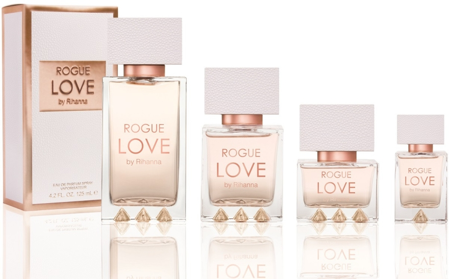 Rihanna Rogue Love - Eau de Parfum — foto N5