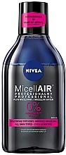 Profumi e cosmetici Acqua micellare - Nivea MicellAIR Expert