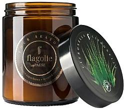 """Profumi e cosmetici Candela profumata in barattolo """"Citronella"""" - Flagolie Fragranced Candle Citronella"""
