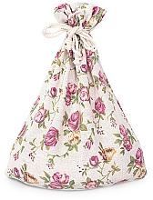 Profumi e cosmetici Sale mediterraneo da bagno con petali di rosa - Chantilly Solt