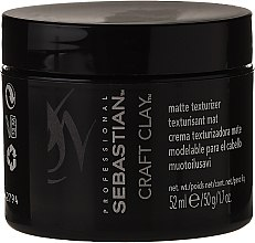 Profumi e cosmetici Argilla per capelli - Sebastian Professional Form Craft Clay Remoldable-Matte