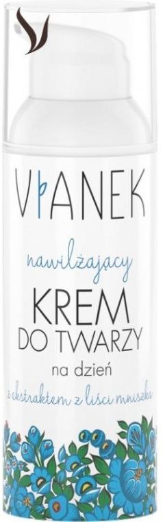 Crema giorno, effetto idratante per pelli secche e sensibili - Vianek Day Cream