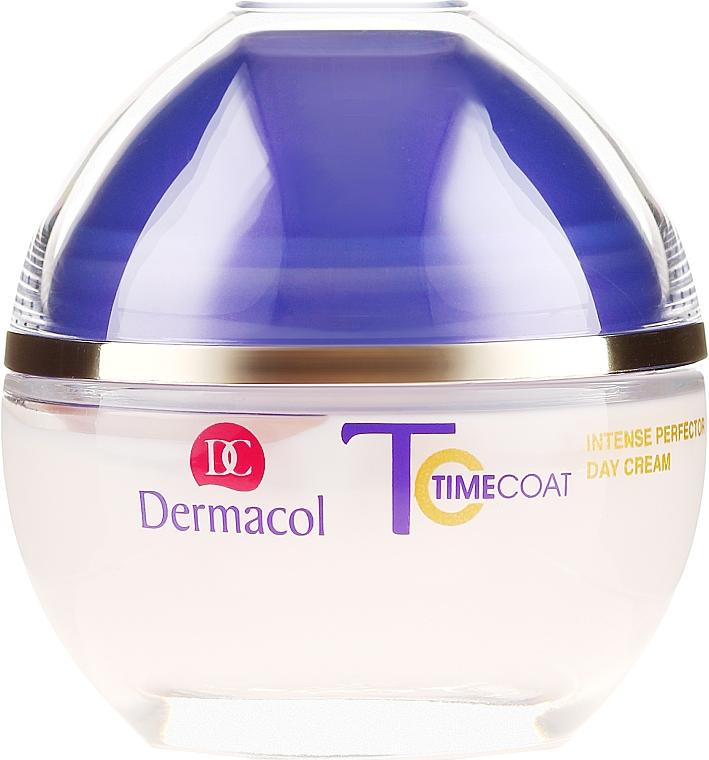 Crema viso, da giorno - Dermacol Time Coat Intense Perfector Day Cream SPF 20 — foto N2