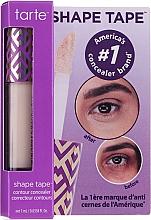 Profumi e cosmetici Correttore - Tarte Cosmetics Shape Tape Contour Concealer Travel-Size