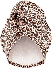 """Profumi e cosmetici Asciugamano per capelli """"Leopardo"""" - Glov Hair Wrap"""