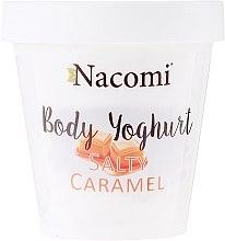 "Profumi e cosmetici Yogurt per il corpo ""Caramello salato"" - Nacomi Body Jogurt Salt Caramel"