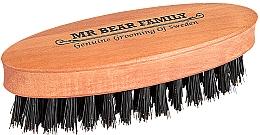 Profumi e cosmetici Pennello da barba - Mr. Bear Family Beard Brush Travel Size