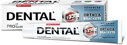 Profumi e cosmetici Dentifricio per la pulizia accurata dei denti - Dental Pro Ortho&Brackets